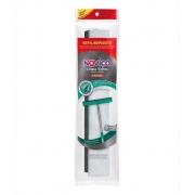 Noviça Refil Mop Limpa Vidros - CX c/ 6
