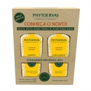 Phytoervas Iluminador Shampoo + Condicionador 250ml - CX c/ 6
