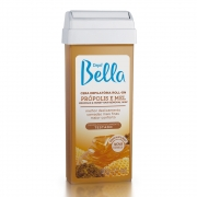 Refil Cera Depilatória Roll-On Depil Bella Propolis e Mel 100g - CX c/ 24