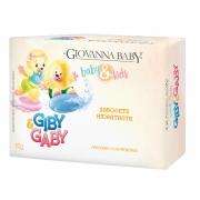 Sabonete em Barra Unissex Baby e Kids Giovanna Baby 80g - CX c/ 48