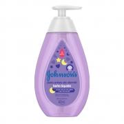 Sabonete Líquido JOHNSON'S Baby Hora do Sono 400 ml - CX c/ 12