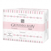 Sabonete Retangular Classic Giovanna Baby Moments 90 g - CX c/ 48
