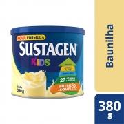 Sustagen Kids 380g Baunilha - CX c/ 12