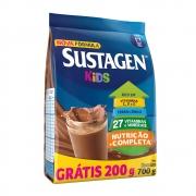 Sustagen Kids Chocolate Sachê Leve 700Gr Pague 500Gr - CX c/ 12