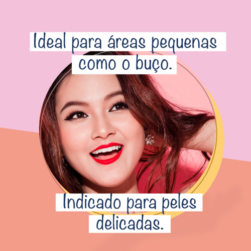 Cera VEET Fria Peles Normais Facial 12 unidades - CX c/ 12