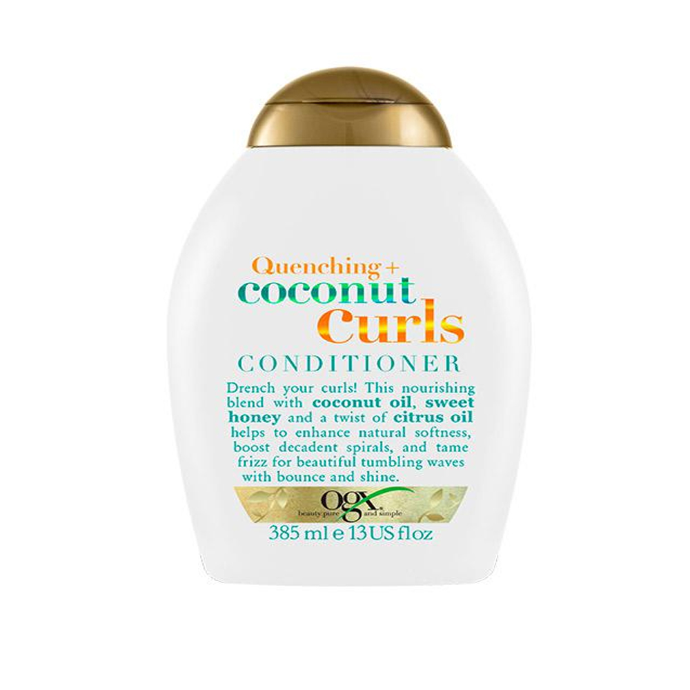 Condicionador OGX Coconut Curls 385ml - CX c/ 6