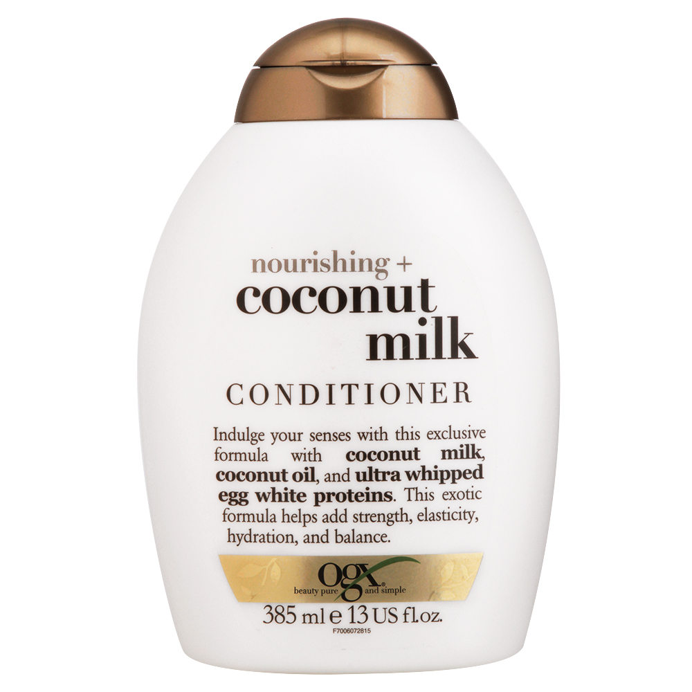 Condicionador OGX Coconut Milk 385ml - CX c/ 6
