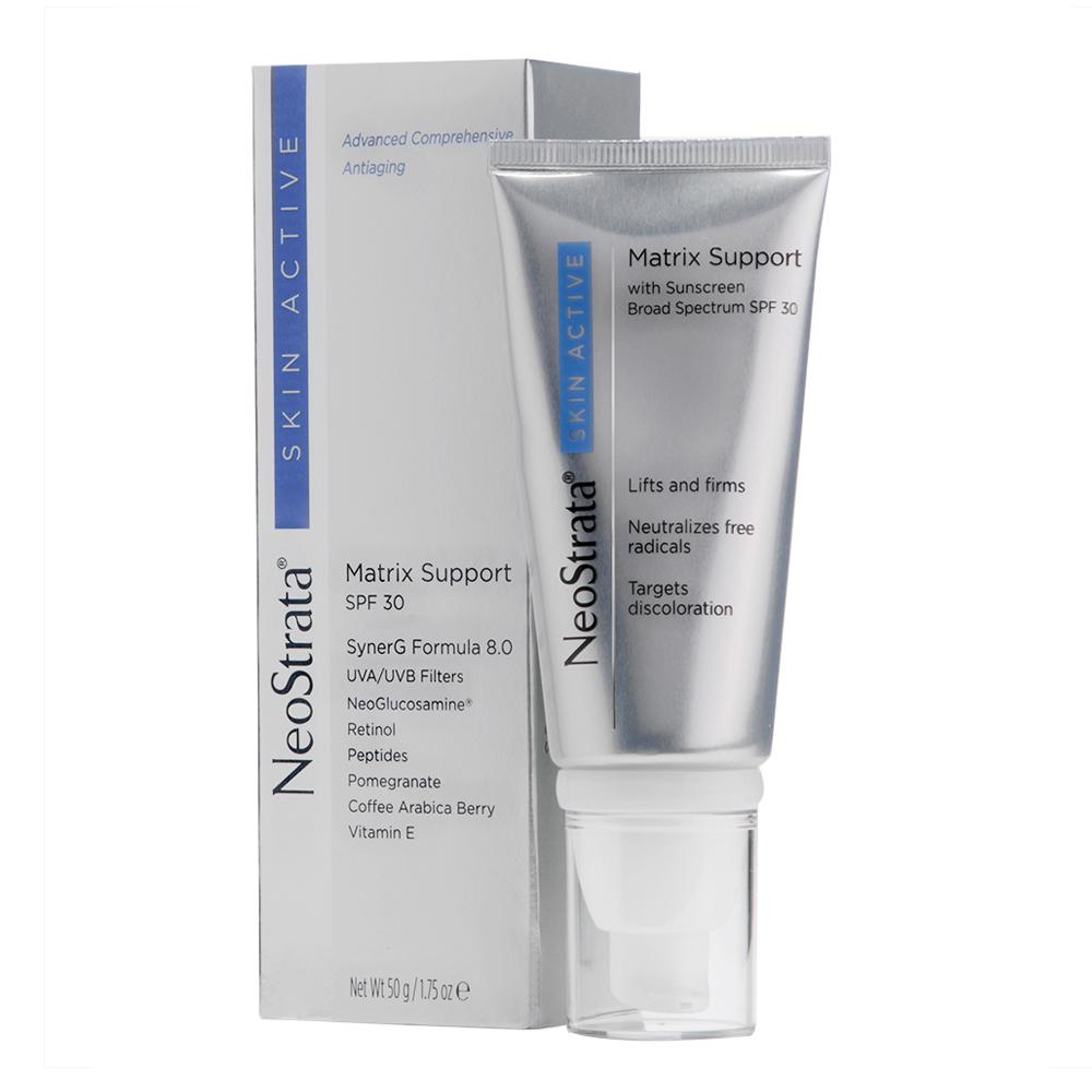 Creme Antissinais Neostrata Skin Active Matrix Support FPS 30 50g - CX c/ 6