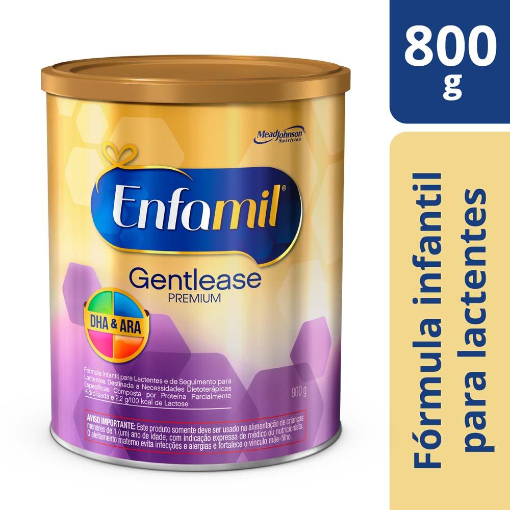 Fórmula Infantil Enfamil Gentlease 800g - CX c/ 6
