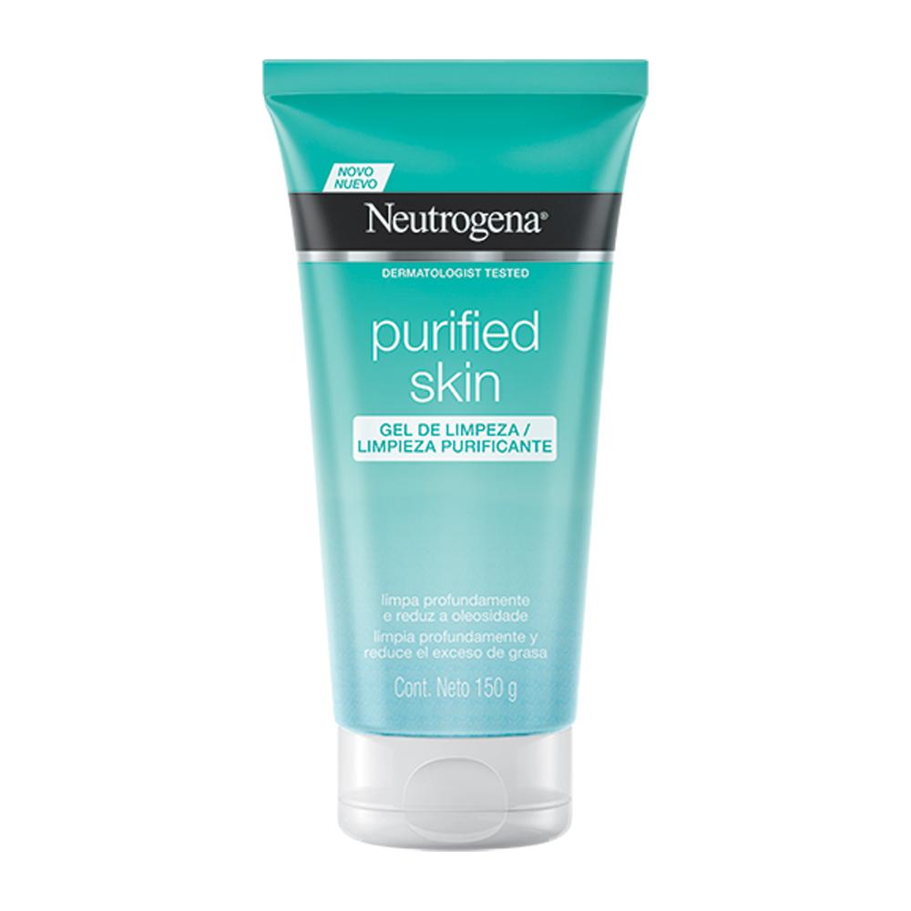 Gel de Limpeza NEUTROGENA Purified Skin 150g - CX c/ 6