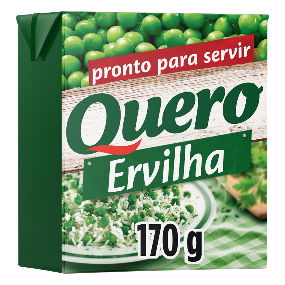 Kit c/ 24 Ervilha Quero TP 170g