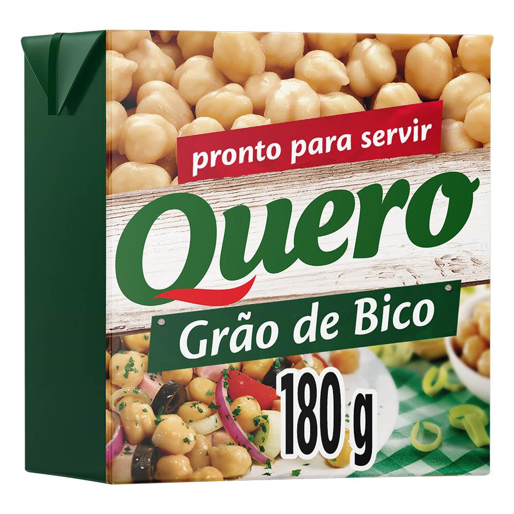 Kit c/ 24 Grão de Bico Quero 180g