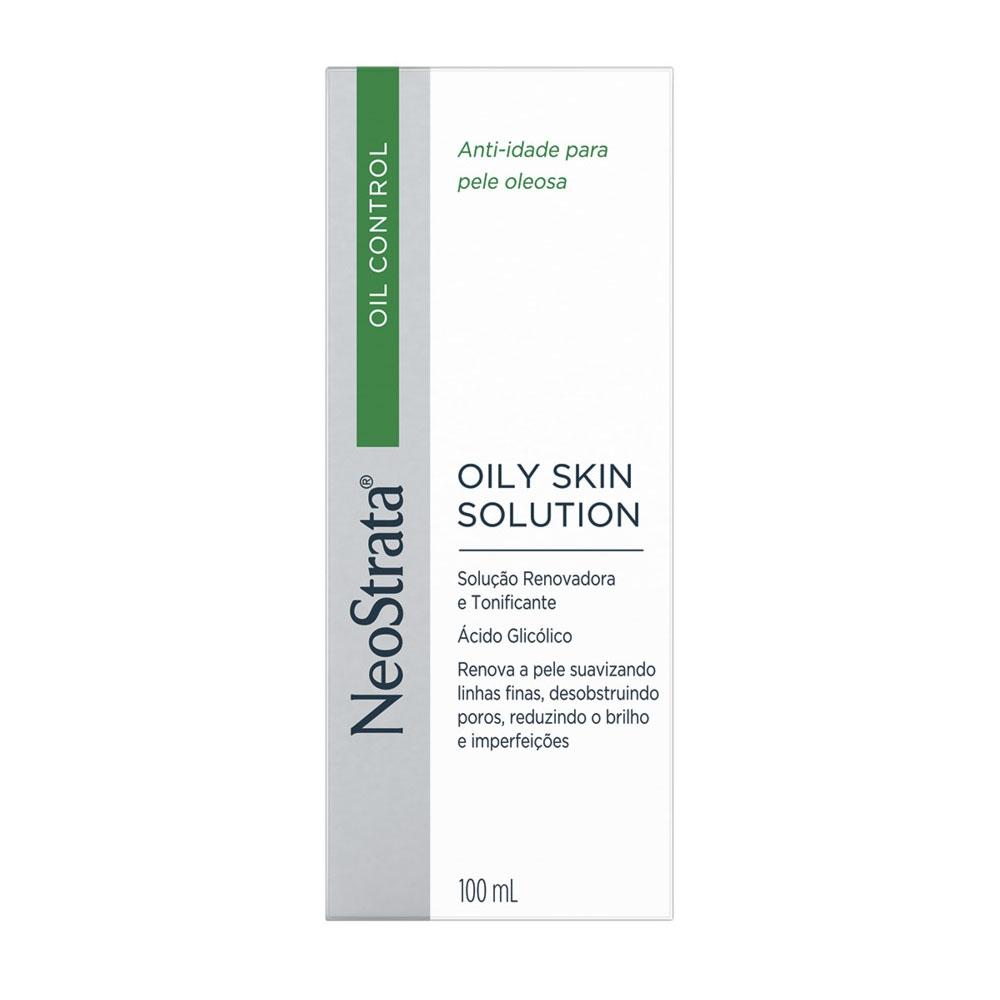 Neostrata Oil Control Oily Skin Solution 100ml - CX c/ 6