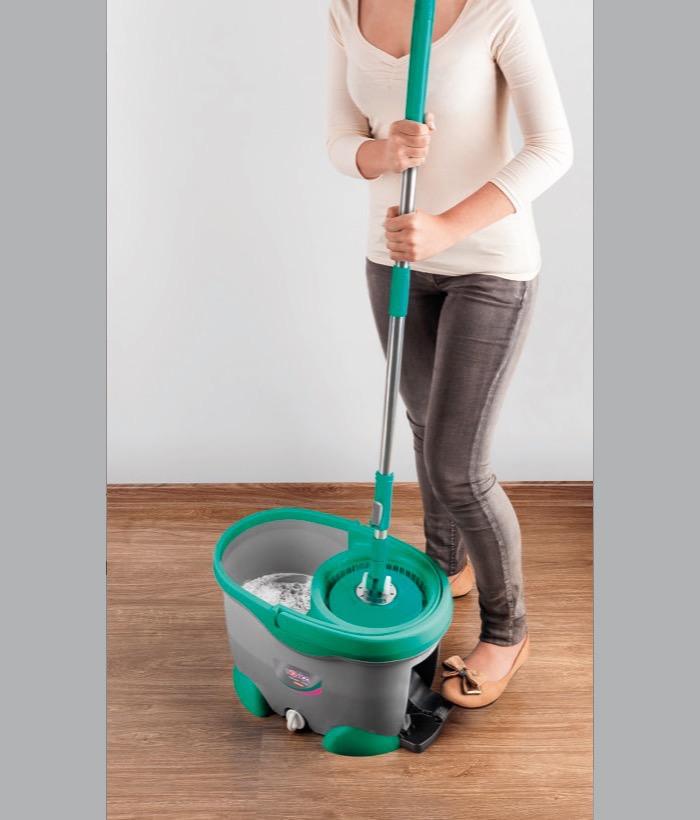 Noviça Balde + Mop Twister Turbo 17 L