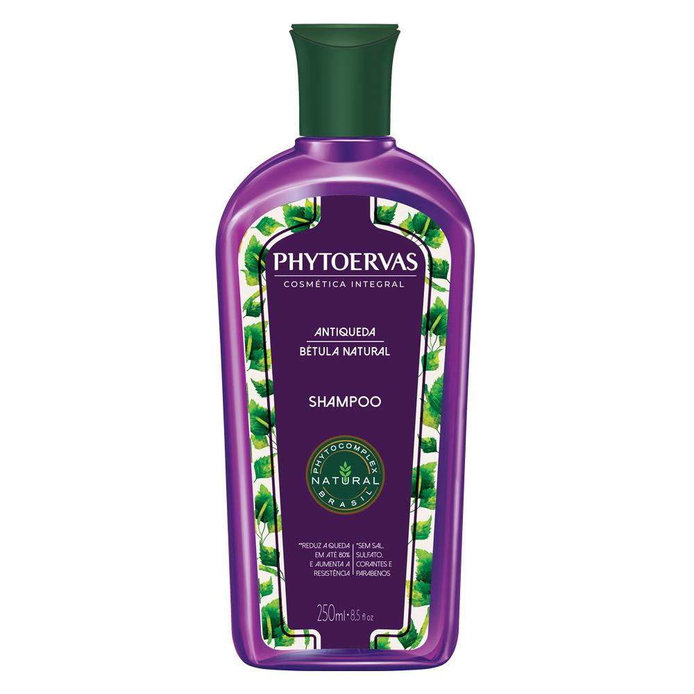 Shampoo Antiqueda Phitoervas 250 ml - CX c/ 12