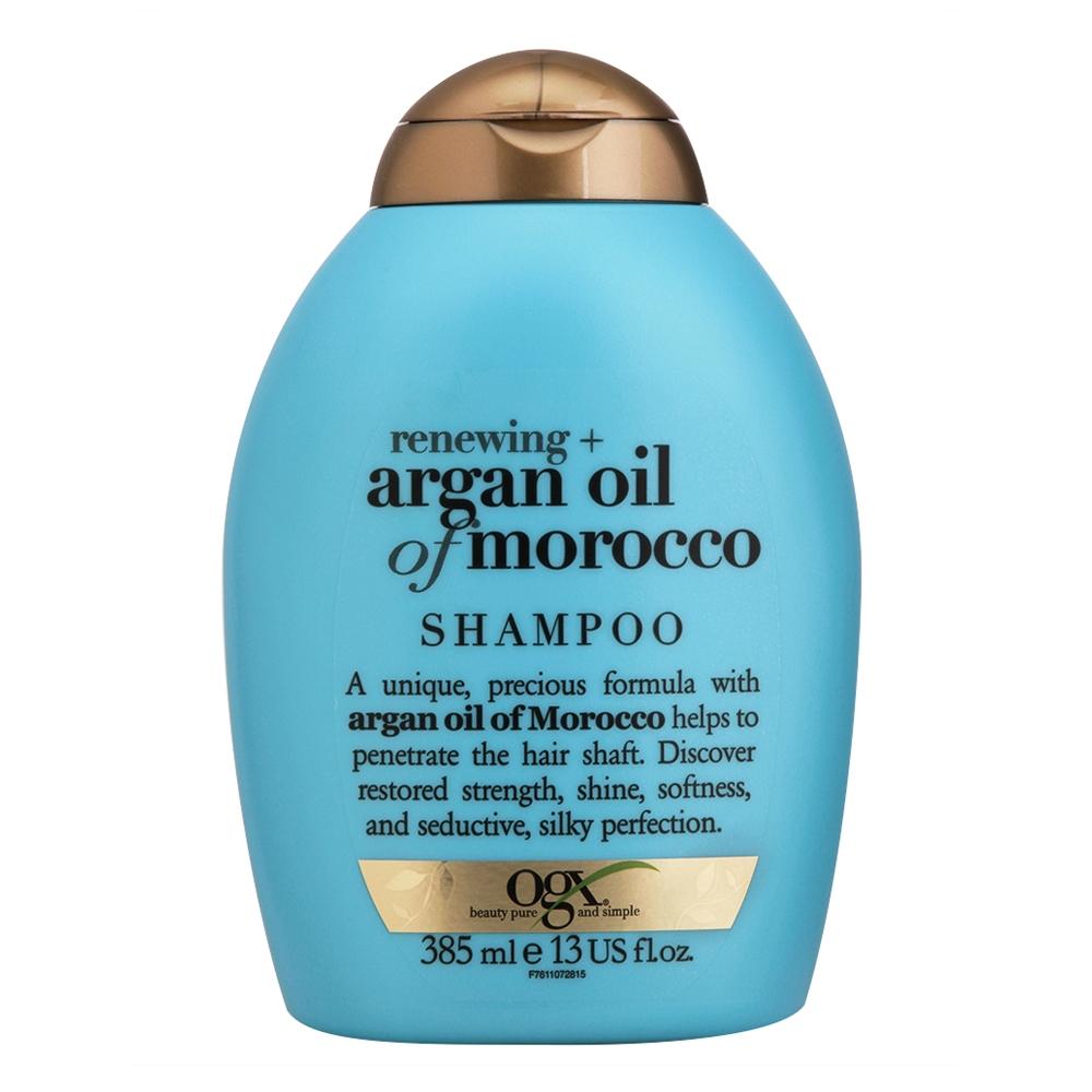 Shampoo OGX Argan Oil of Morroco 385ml - CX c/ 6