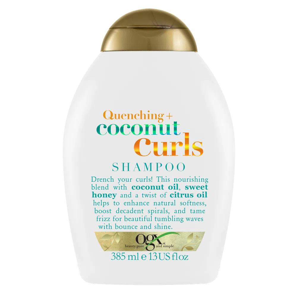 Shampoo OGX Coconut Curls 385ml - CX c/ 6