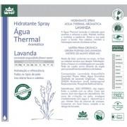 Água Thermal de Lavanda Spray Hidratante 200 ml WNF