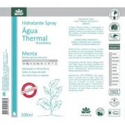 Água Thermal Menta 200ml WNF