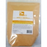 Argila Amarela 1 kg Dermare 100% Natural - Anti Idade