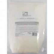 Argila Branca 1 kg Dermare 100% Natural - Ação Clareadora