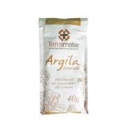 Argila Dourada orgânica e 100% natural (Remineralizante) 40g TERRAMATER