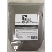 Argila Preta ou Lama Negra 1 kg Dermare 100% Natural - Detox
