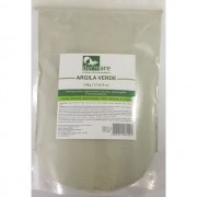 Argila Verde 500g Dermare 100% Natural - Pele Mista e Oleosa