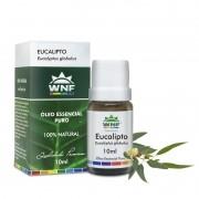 Óleo essencial Eucalipto Puro 10 ml WNF