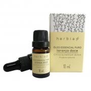 Óleo Essencial Laranja Doce 10 ml Herbia