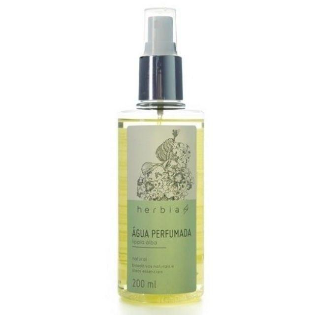 Água Perfumada Orgânica Lippia Alba 200 ml - Herbia