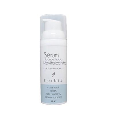 Sérum Facial Revitalizante Hialurônico 50 gr Herbia