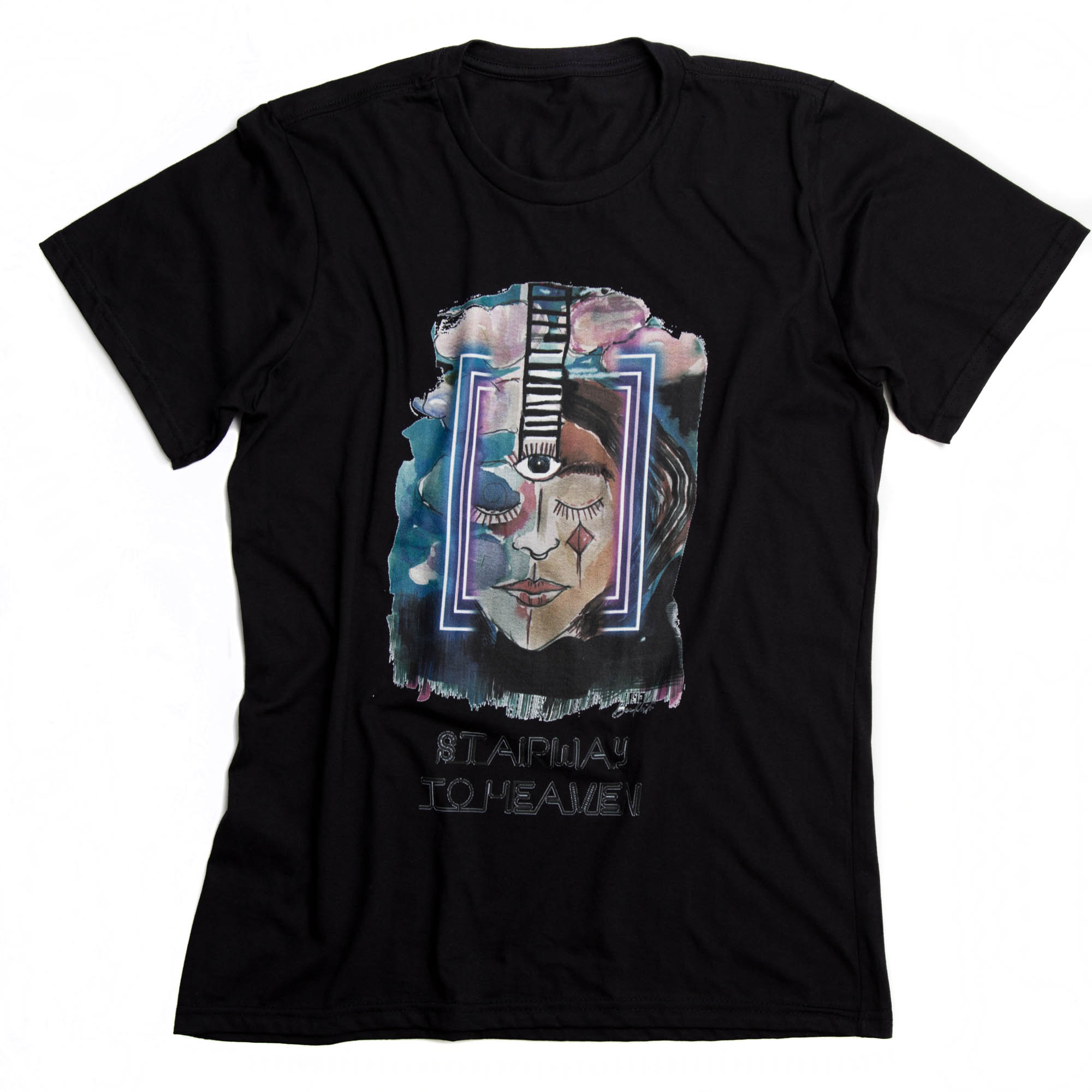 Camiseta Premium Stairway to Heaven
