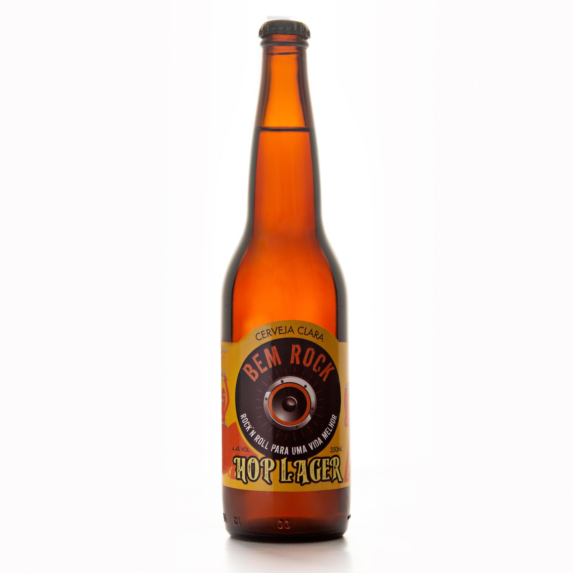 Kit Presente Hop Lager - 4 cervejas 350 ml