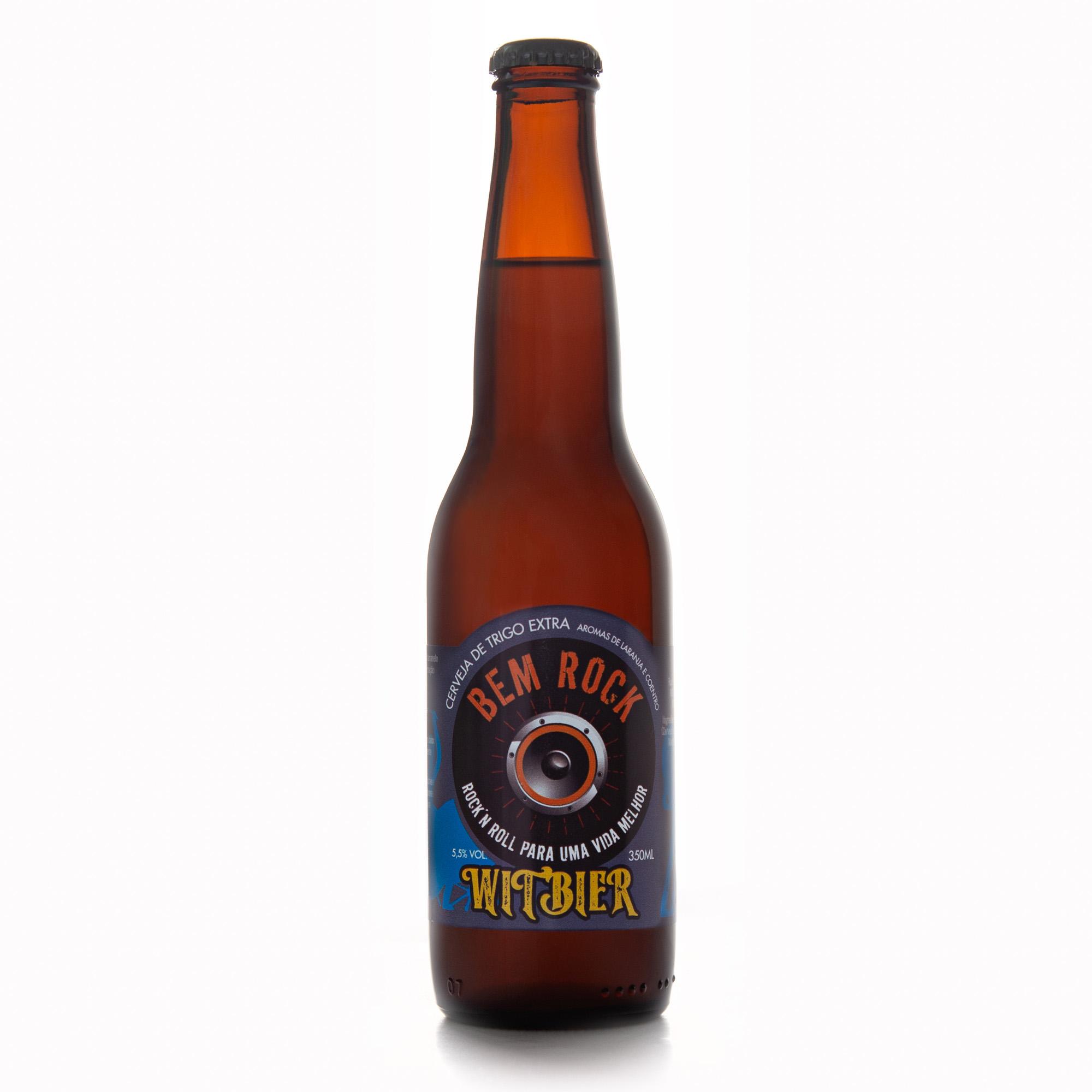 Kit Presente Witbier - 4 cervejas 350 ml