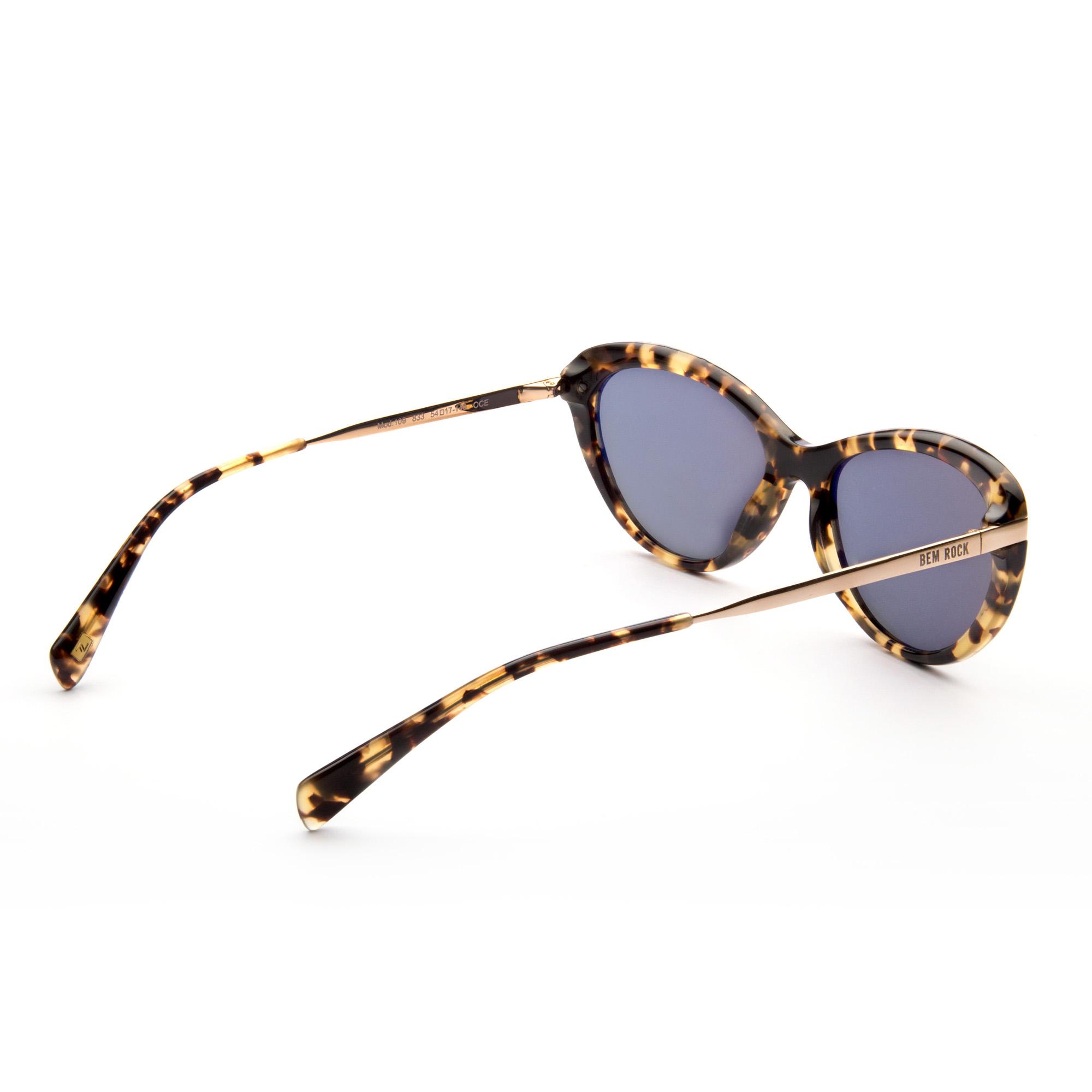 Óculos Solar Bem Rock Unissex Summer Rock 9