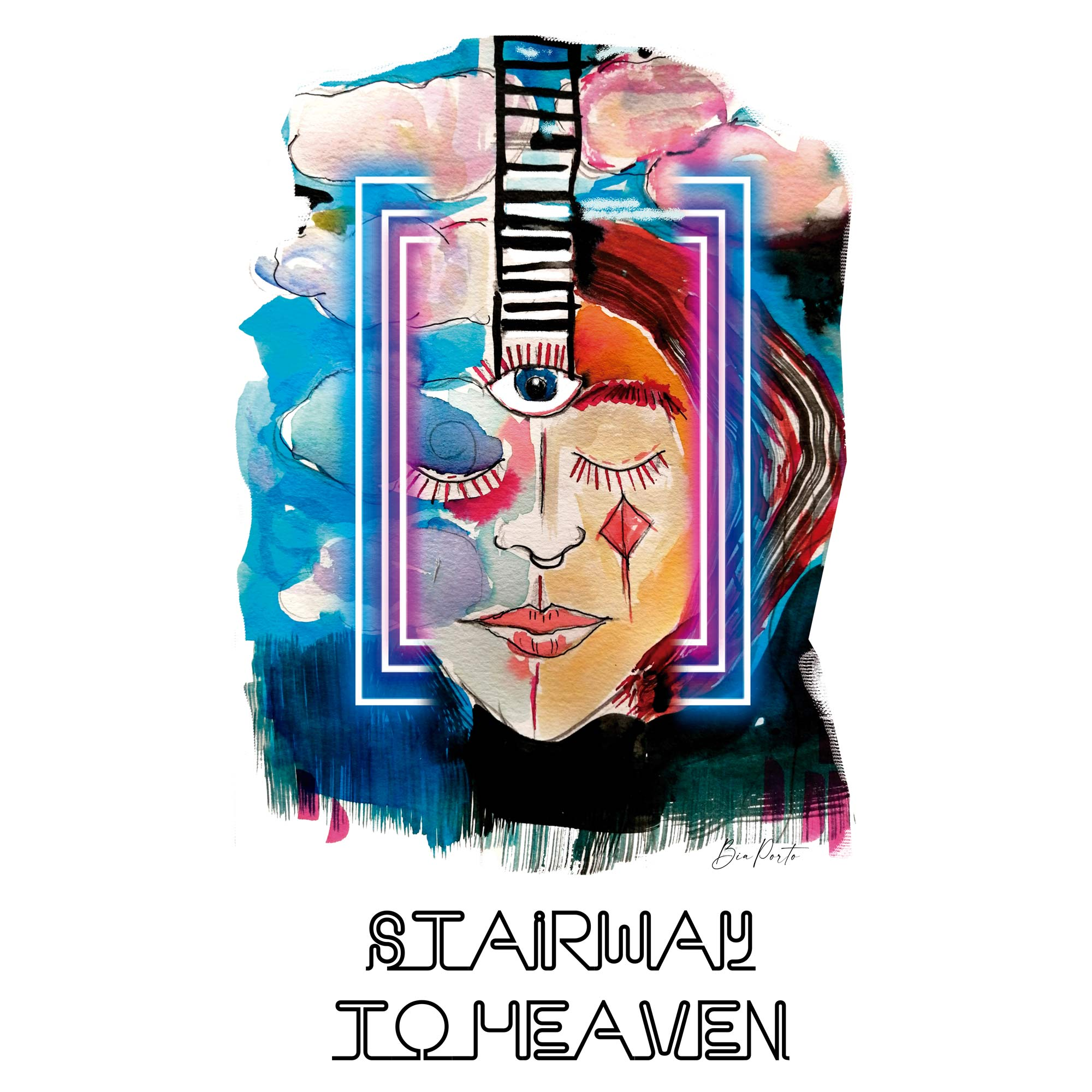 Pôster Stairway to Heaven