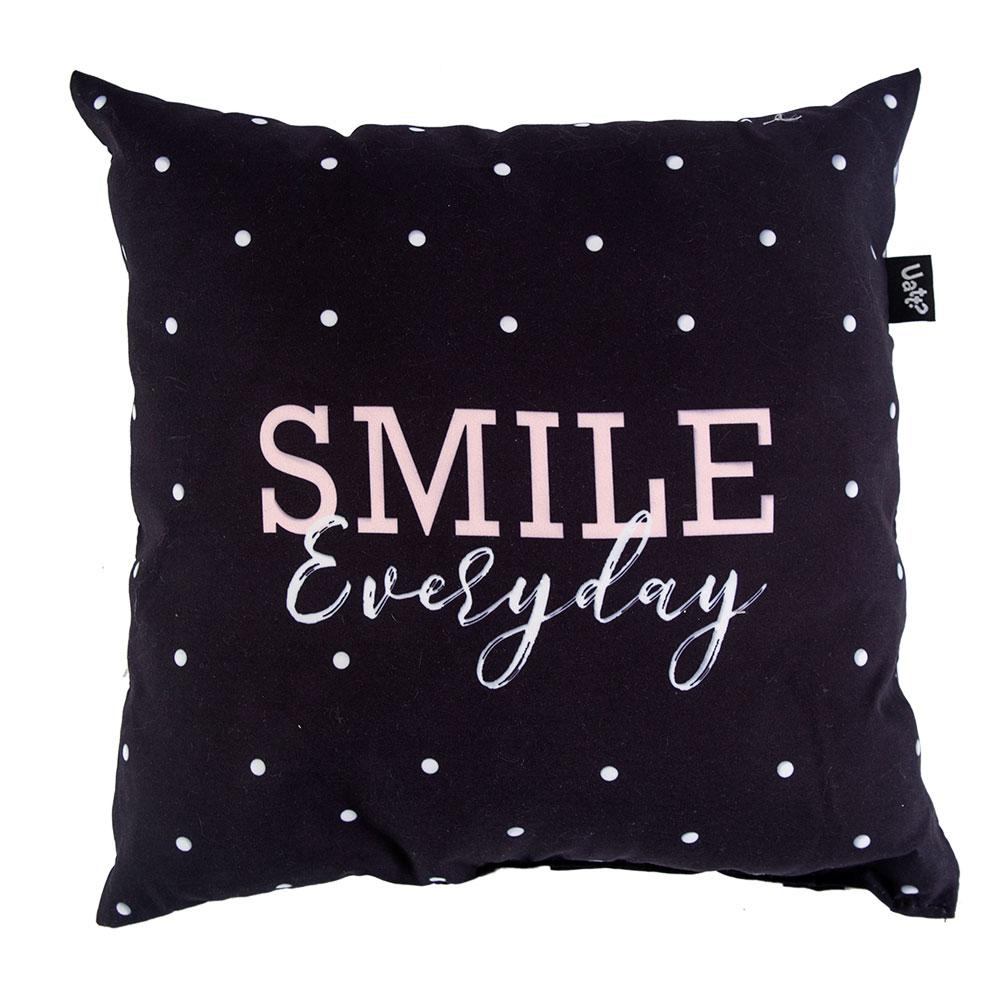 ALMOFADA SMILE EVERY DAY