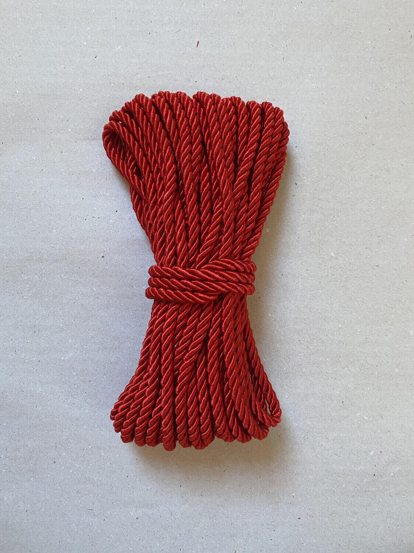 Corda para iniciar a Shibari com 10m