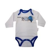 Body Infantil Cheguei Chegando; Tamanho RN