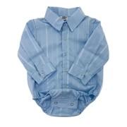 Body Infantil Giuseppe Kids Criações Darvami RN Azul