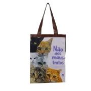 Bolsa Ecobag Tecido 100% Pet