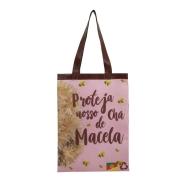 Bolsa Ecobag Tecido 100% Pet Marcela