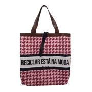 Bolsa Ecobag Tecido 100% Pet Reciclar Grande