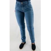 Bombacha Feminina Jeans Pampa Sul C/Favo