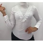 Camisa Feminina Renda Sentinela