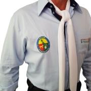 Camisa MTG 'Viva a Nossa Tradição' Azul