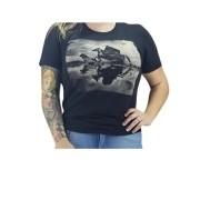 Camiseta Feminina Babylook Patria Pampa
