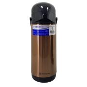 Garrafa Térmica Inox Lúmina Cobre 1L Bomba de Pressão