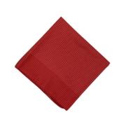 Lenço Carijó Semi Acetinado Grande Vermelho/Vermelho